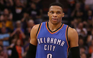 Westbrook 'blessed' after averaging triple-double for season