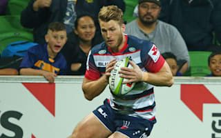 Rebels' Shipperley to miss rest of Super Rugby season