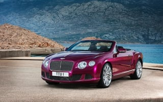 Bentley creates world's fastest four-seater convertible