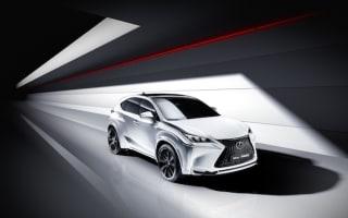 Will.i.am designs exclusive Lexus NX