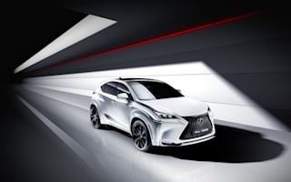 Will.i.am designs exclusive Lexus NX