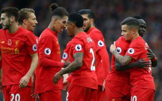 Liverpool 6 Watford 1: Rampant Reds run roughshod to go top