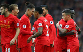 Liverpool 6 Watford 1: Rampant Reds run roughshod to go top