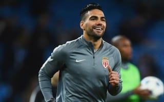 Falcao still a doubt as Monaco gear up for another Man City goalfest