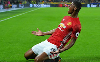 Rashford looking to emulate Ronaldo at Manchester United