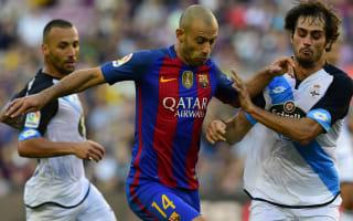 Mascherano wraps up Barcelona contract extension