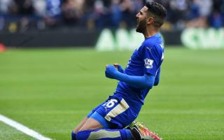 Mahrez not for sale - Ranieri