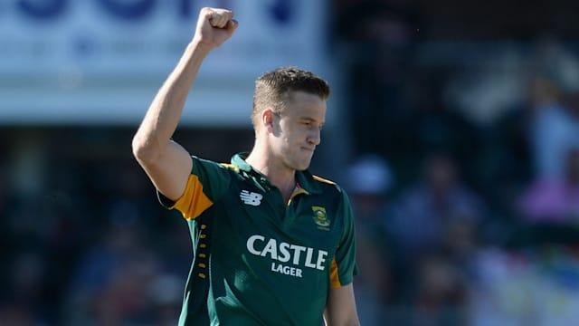 South Africa picks Maharaj, Morkel for Champions Trophy