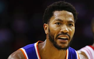 Rose absent from Knicks game and Hornacek unsure why