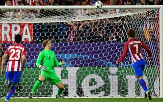 Griezmann will still take penalties - Simeone