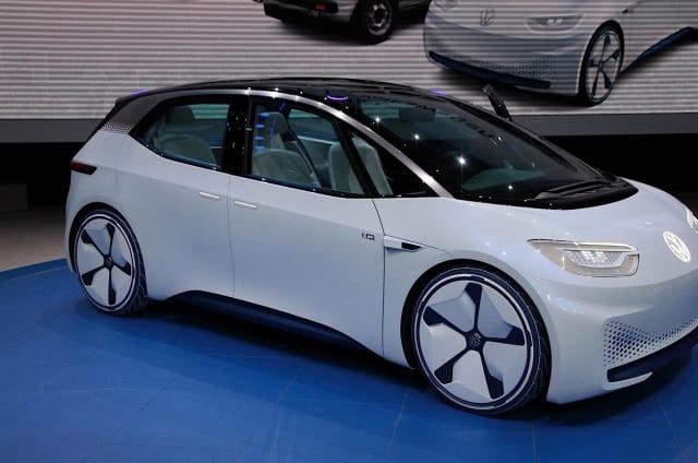 El futurista I.D de Volkswagen llegará en el 2020