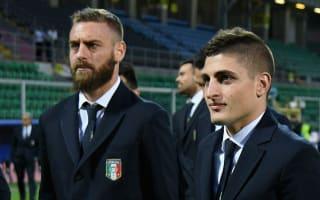 De Rossi: Italy star Verratti is one of my best team-mates