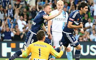 A-League Review: Spoils shared in thrilling Melbourne derby