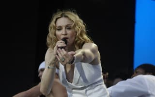 Madonna thought to have used police lights to escape traffic