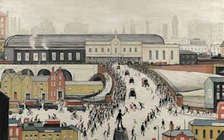 Lowry painting sells for £2.3m