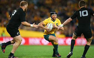 Cheika confirms Giteau broken ankle