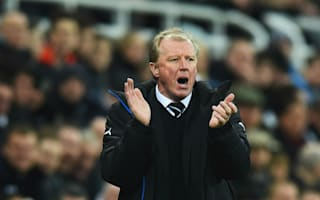 Newcastle United v Everton: McClaren keen to extend unbeaten run