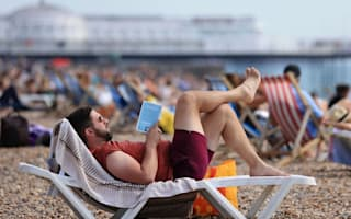 September was 'the second hottest since records began'