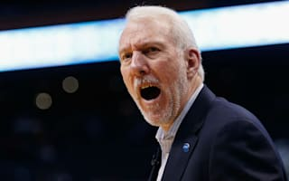 'It was men and boys' - Popovich laments Spurs loss to Warriors