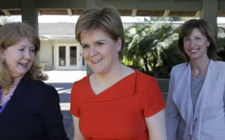 Nicola Sturgeon reveals vision for independent Scotland's global role
