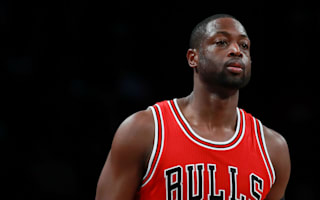 Bulls' Dwyane Wade out for season with broken elbow
