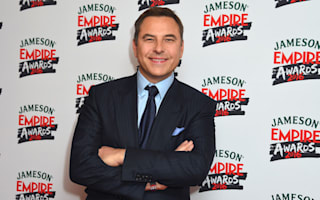 David Walliams take his latest role in the cast of... the Teletubbies!