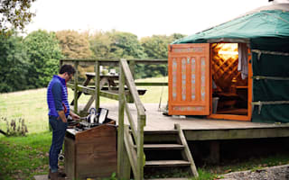 The UK's best camping spots