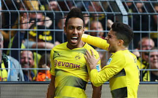 Aubameyang Bundesliga top scorer as Lewandowski draws final-day blank