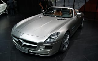 Video at Frankfurt Motor Show: Mercedes SLS AMG Roadster