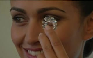 'Sky Blue' diamond expected to fetch £20m at auction