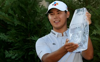 Kim becomes youngest winner in Players Championship history