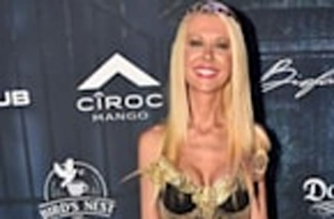 Tara Reid Turns Heads in a Super Skimpy Halloween Costume -- See the Revealing Pic!
