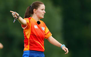 Perrett to become Super Rugby's first female assistant referee