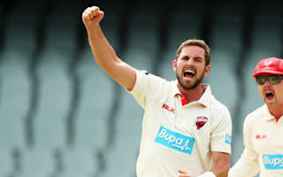 Sayers in dreamland after Australia Test selection