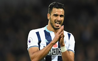 West Brom take Chadli out of Belgium squad