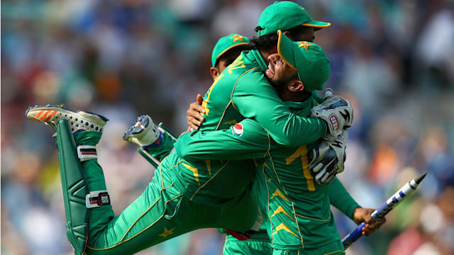 Triumphant Pakistan team returns home with trophy