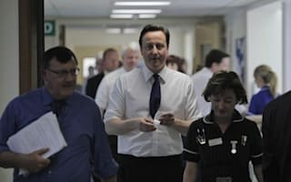 NHS food spend cut to 73p a meal