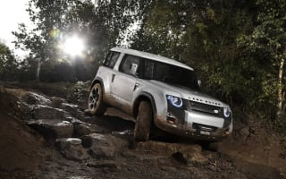 Land Rover's 16-model plan for the future