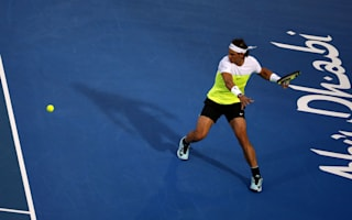 Nadal takes confidence from Mubadala victory