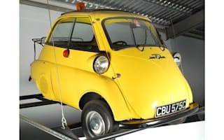 Jimmy Savile's bubble car and Rolls to be auctioned