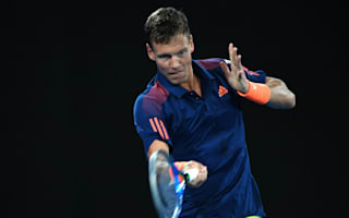 Berdych cruises through on topsy-turvy day in Rotterdam