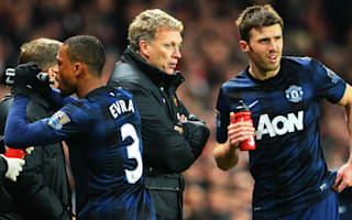 Carrick admits Moyes 'just didn't work' at Manchester United