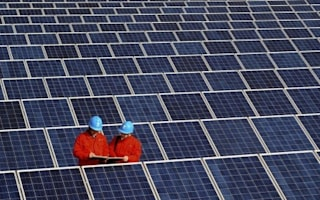 EU levies on Chinese solar imports
