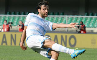 Parolo agrees fresh Lazio terms