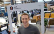 Esta foto demuestra que Zuckerberg está tan obsesionado con su privacidad como tú