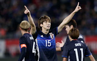 Japan 4 Oman 0: Osako at the double in rout