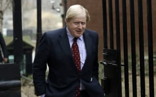 Trump administration understands need for caution on Russia, says Boris Johnson
