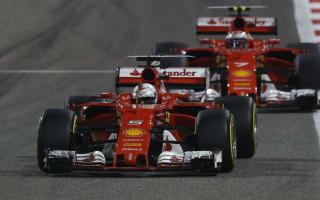 Joy for Ferrari in Russia as Vettel leads front-row lockout