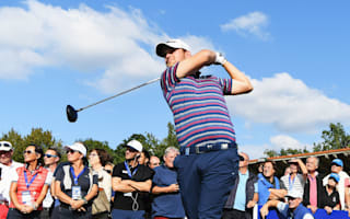 Wiesberger takes European Open lead, but round one cut short