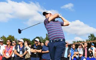 Wiesberger takes European Open lead, but round one cut short